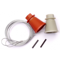 APC10 - Cones and Cables For CD45 Canopy Doors