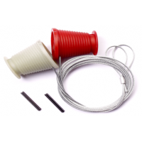 APC40 - Cones and Cables For Early Canopy Doors