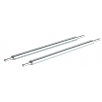 APG101 - Pair of Retentioning Bars For Garador and Henderson Doors