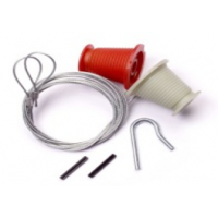 APH10 - Pair of Cones and Cables For Pre Premier Canopy Doors