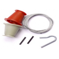 APH12 - Pair of Cones and Cables For Premier Canopy Doors