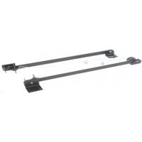 APZ772 White - Garage Door Stays