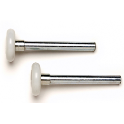APW40 - Pair of Roller Spindles For Wessex Canopy Doors